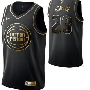 Detroit Pistons #23 Blake Griffin Swingman Jersey